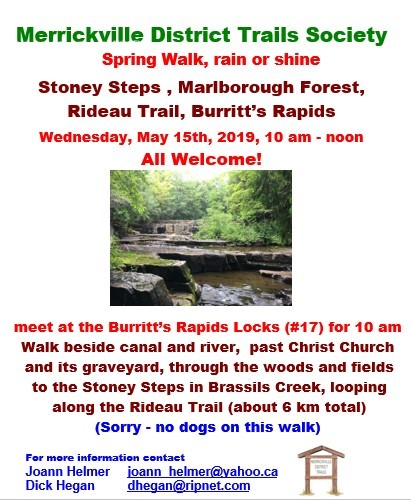 May Trails Walk 2019
